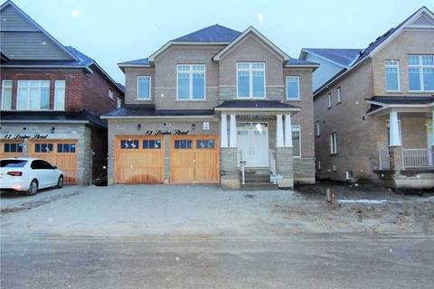 House for rent at 85 Losino St Caledon Ontario - MLS: W4450285