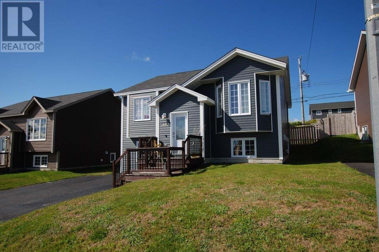 House for sale at 85 Magee Dr Paradise Newfoundland - MLS: 1220662