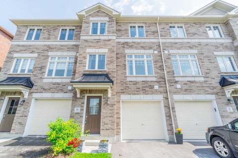 Townhouse for sale at 85 Markham Tr Clarington Ontario - MLS: E4781900