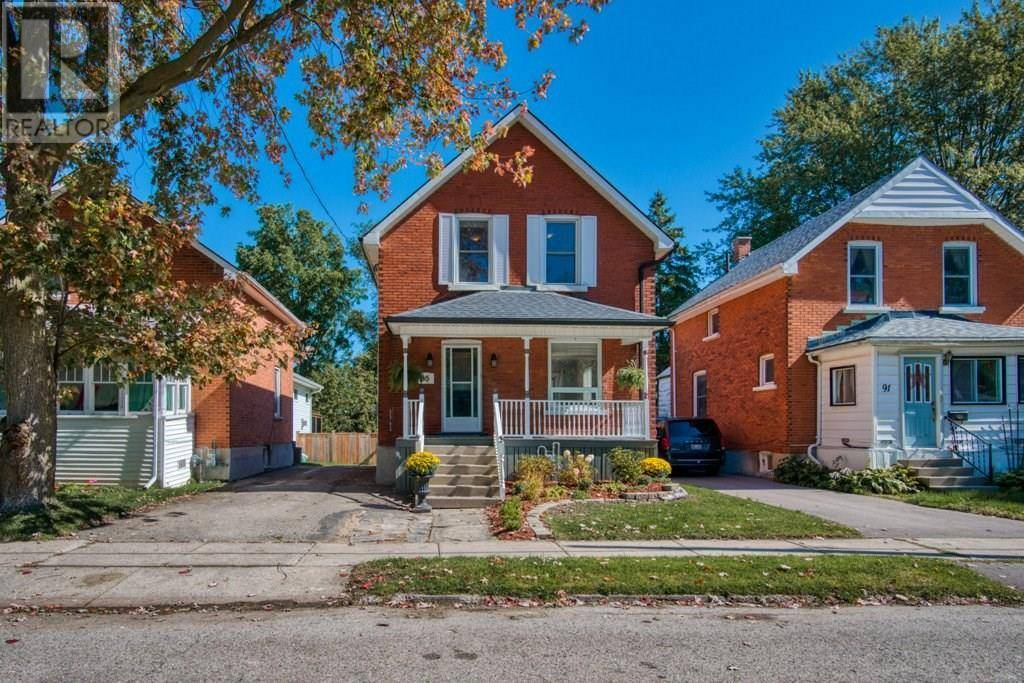 House for sale at 85 Mcnab St Stratford Ontario - MLS: 30769274