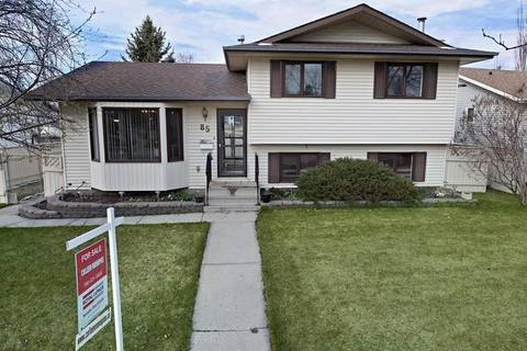 House for sale at 85 Meadowview Dr Sherwood Park Alberta - MLS: E4154491