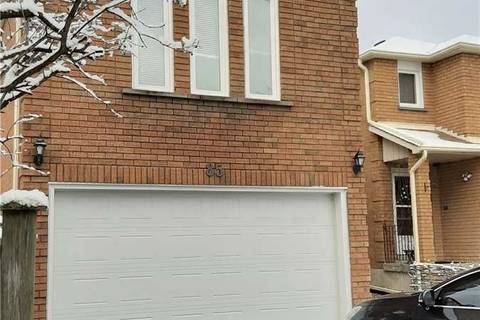 House for rent at 85 Mountfield Cres Vaughan Ontario - MLS: N4664720