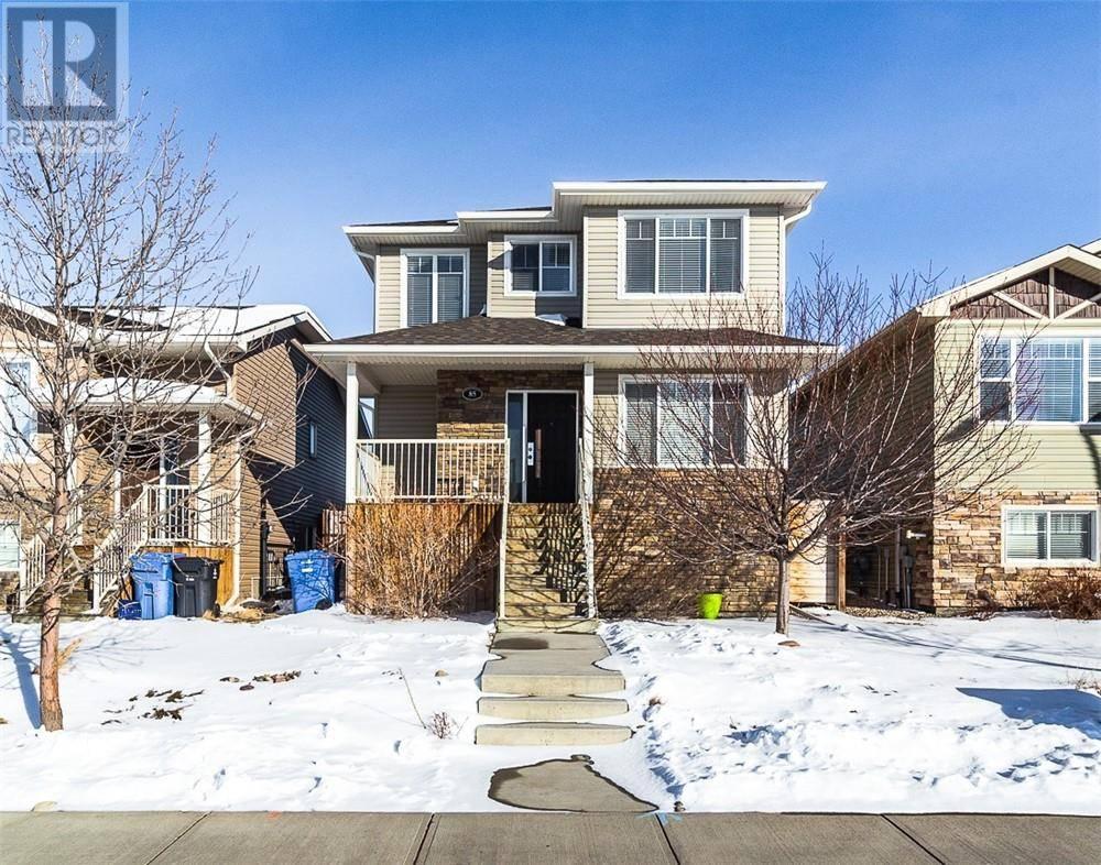 House for sale at 85 Mt Sundial Ct W Lethbridge Alberta - MLS: ld0188966