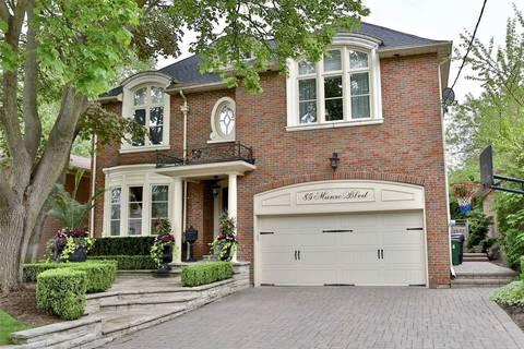 House for sale at 85 Munro Blvd Toronto Ontario - MLS: C4488772