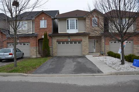 Townhouse for rent at 85 Olivia Pl Ancaster Ontario - MLS: H4051540