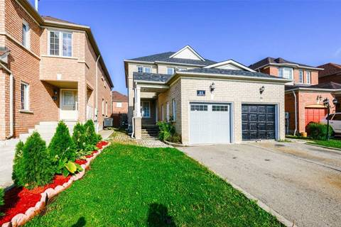 Townhouse for sale at 85 Olympia Cres Brampton Ontario - MLS: W4574766
