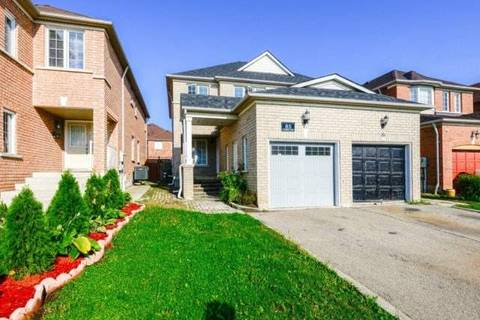 Townhouse for sale at 85 Olympia Cres Brampton Ontario - MLS: W4612128