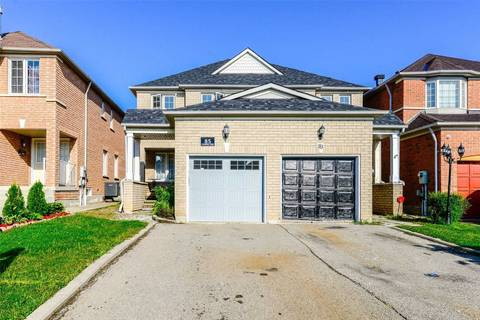 Townhouse for sale at 85 Olympia Cres Brampton Ontario - MLS: W4624365