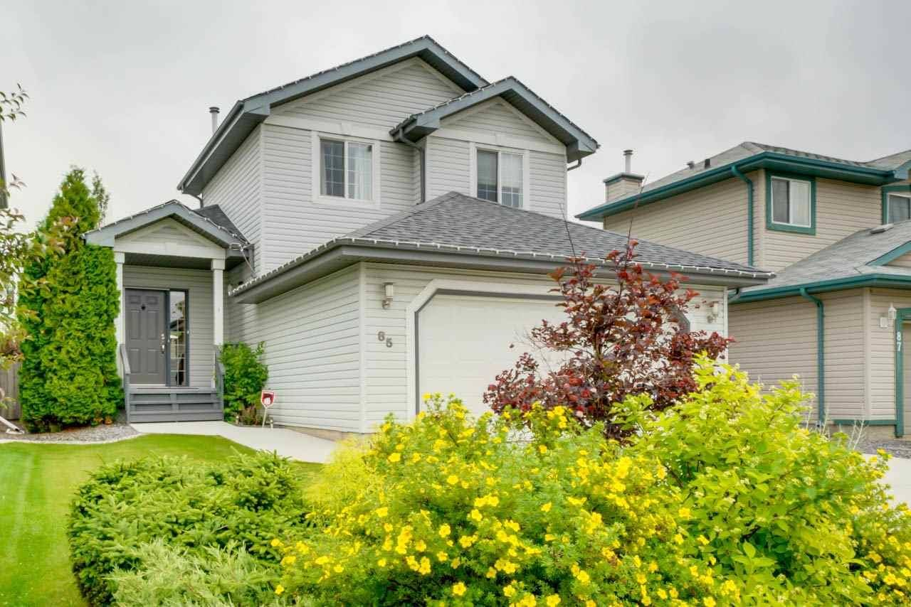 House for sale at 85 Orchid Cres Sherwood Park Alberta - MLS: E4166587