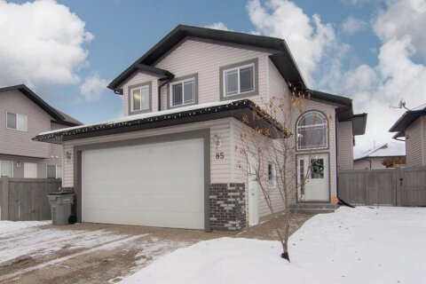 House for sale at 85 Pinnacle  Ht Grande Prairie Alberta - MLS: A1056316