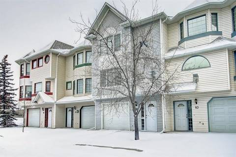Townhouse for sale at 85 Prominence Vw Southwest Calgary Alberta - MLS: C4225869
