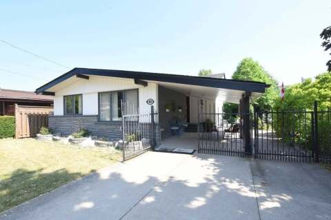 House for sale at 85 Ranchdale Dr Hamilton Ontario - MLS: X4825710