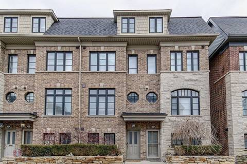Townhouse for sale at 85 Ruby Lang Ln Toronto Ontario - MLS: W4699999