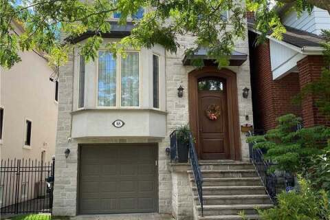 House for rent at 85 Snowdon Ave Toronto Ontario - MLS: C4900264