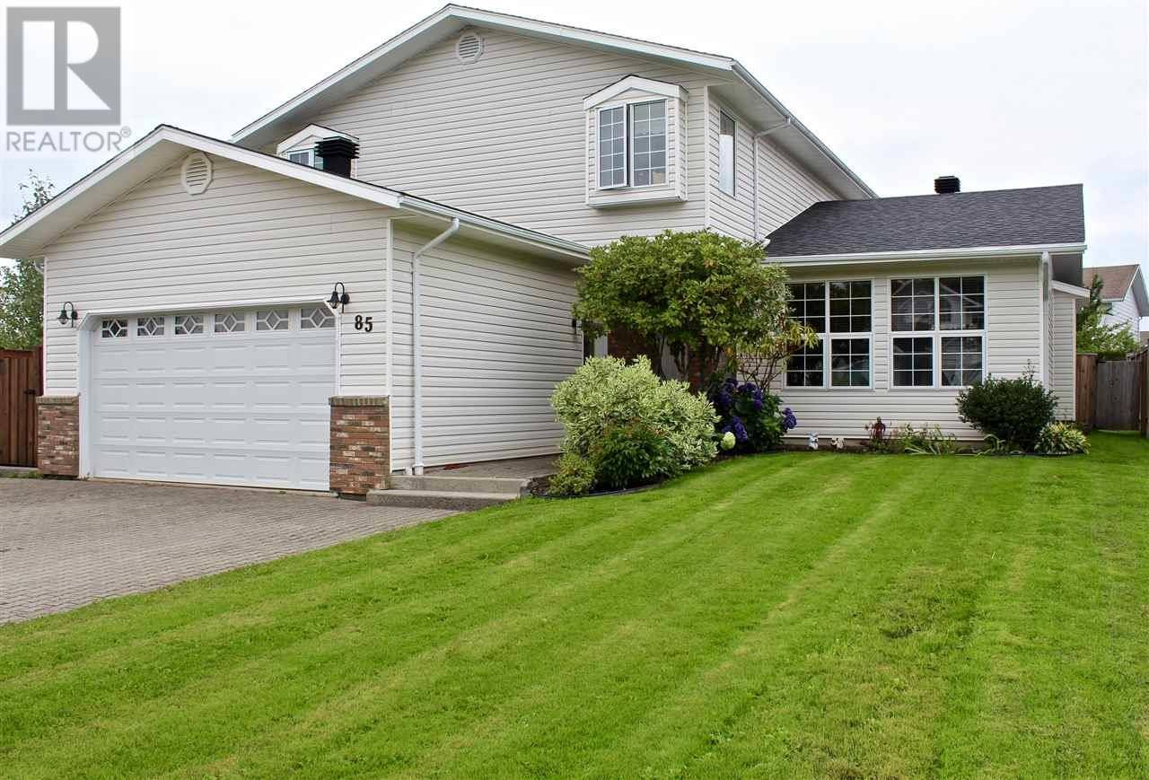House for sale at 85 Sparks St Kitimat British Columbia - MLS: R2445389