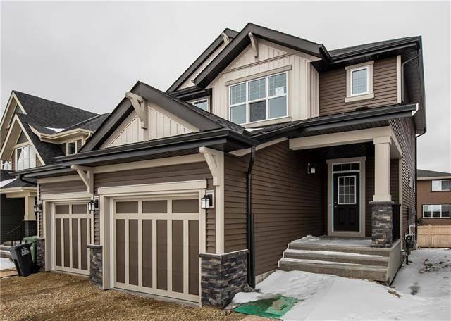 Townhouse for sale at 85 Sunrise Common Cochrane Alberta - MLS: C4285670