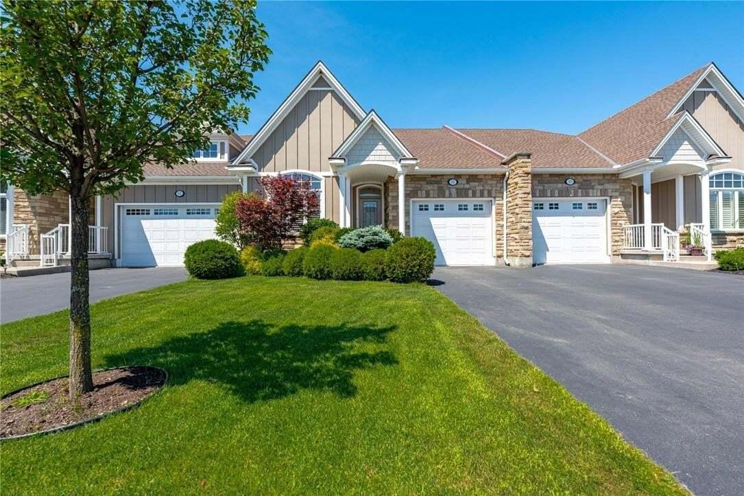 Townhouse for sale at 85 Sunrise Ct Ridgeway Ontario - MLS: H4083373
