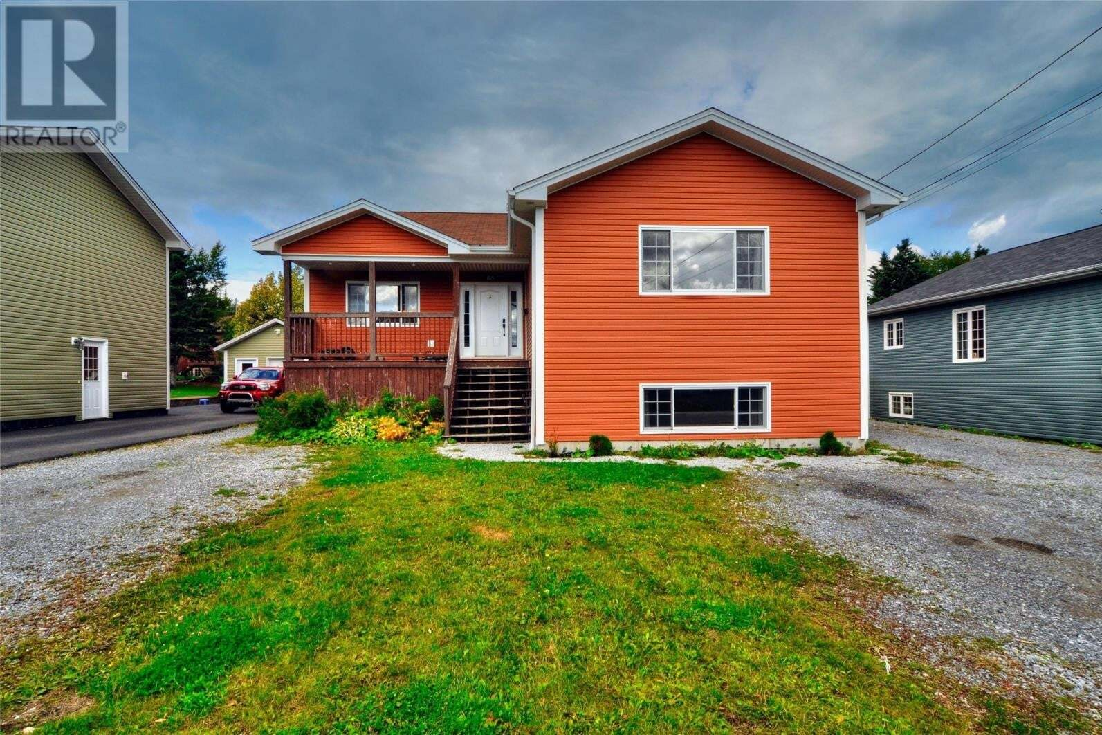 House for sale at 85 Sunset Blvd Massey Drive Newfoundland - MLS: 1222238