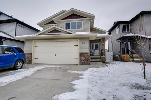 House for sale at 85 Turner Cres Red Deer Alberta - MLS: A1042638