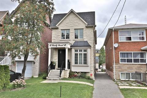 House for sale at 85 Twenty Second St Toronto Ontario - MLS: W4566396