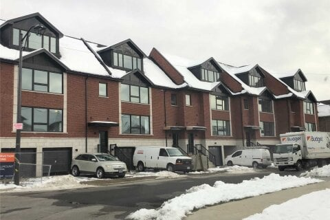 Townhouse for rent at 85 Vedette Wy Vaughan Ontario - MLS: N5000216