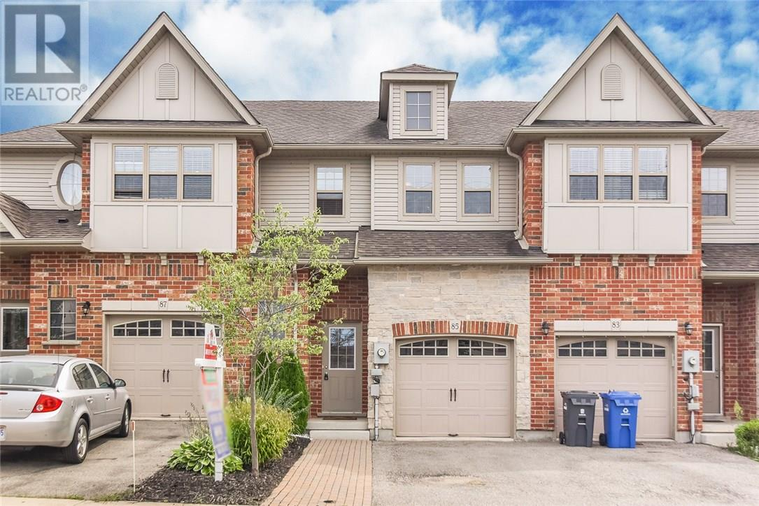 Sold: 85 Washburn Drive, Guelph, ON