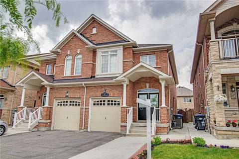 Townhouse for sale at 85 Washburn Rd Brampton Ontario - MLS: W4495021