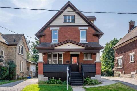 Home for sale at 85 Wilhelm St Kitchener Ontario - MLS: 40028184