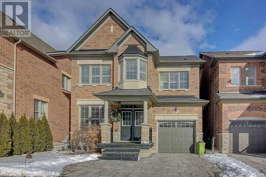 House for sale at 85 William Bartlett Dr Markham Ontario - MLS: N4701845