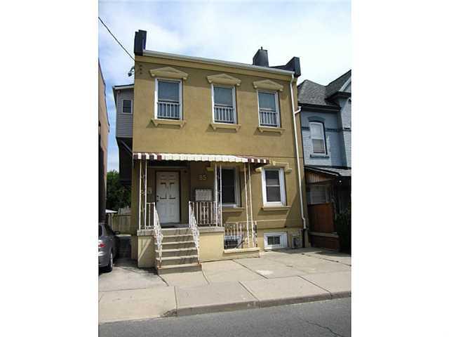 For Sale: 85 Wilson Street, Hamilton, ON | 5 Bed, 4 Bath Townhouse for $699,900. See 8 photos!