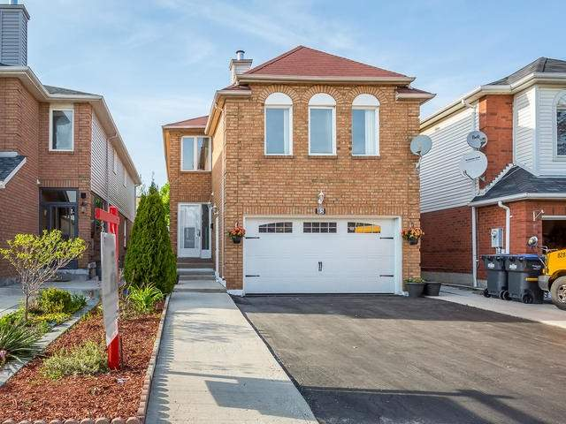 For Sale: 85 Wooliston Crescent, Brampton, ON | 3 Bed, 4 Bath House for $749,000. See 19 photos!