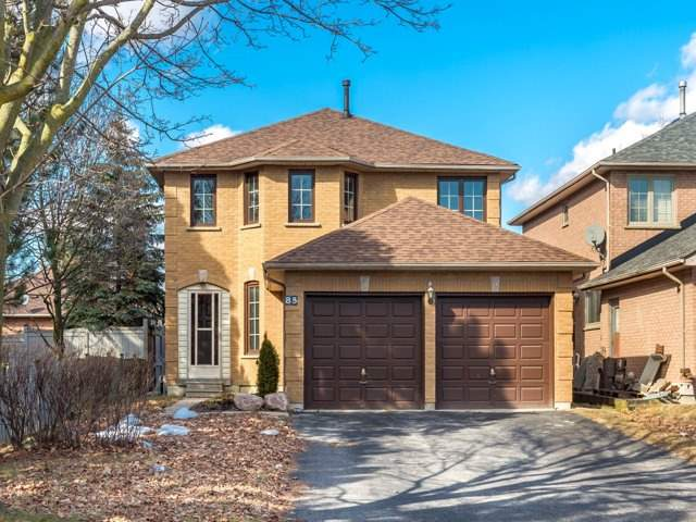 Sold: 85 Wyndfield Crescent, Whitby, ON
