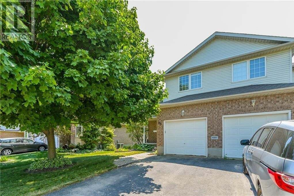 House for sale at 85 York St East Elora Ontario - MLS: 30826876
