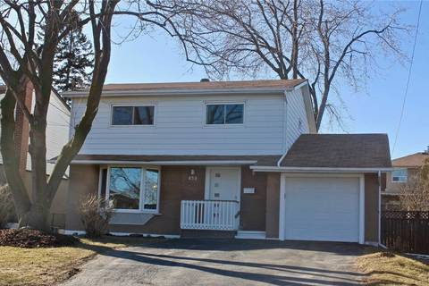 House for sale at 850 Hillcrest Rd Pickering Ontario - MLS: E4393266
