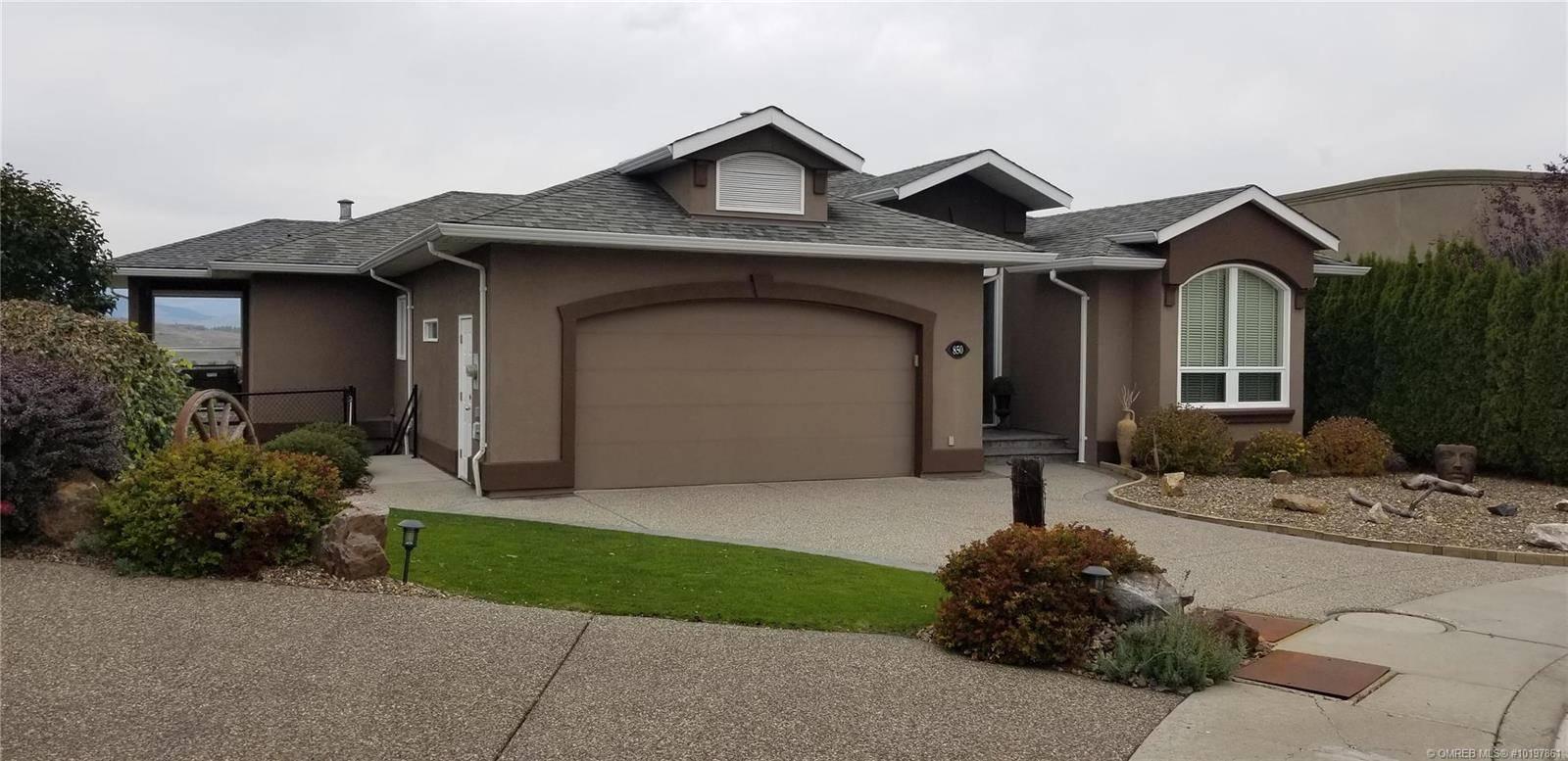 House for sale at 850 Mt Bulman Pl Vernon British Columbia - MLS: 10197861