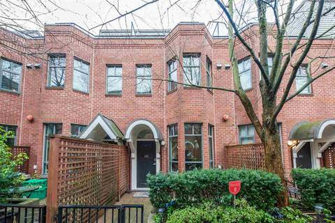 Townhouse for sale at 850 6th Ave W Vancouver British Columbia - MLS: R2448496