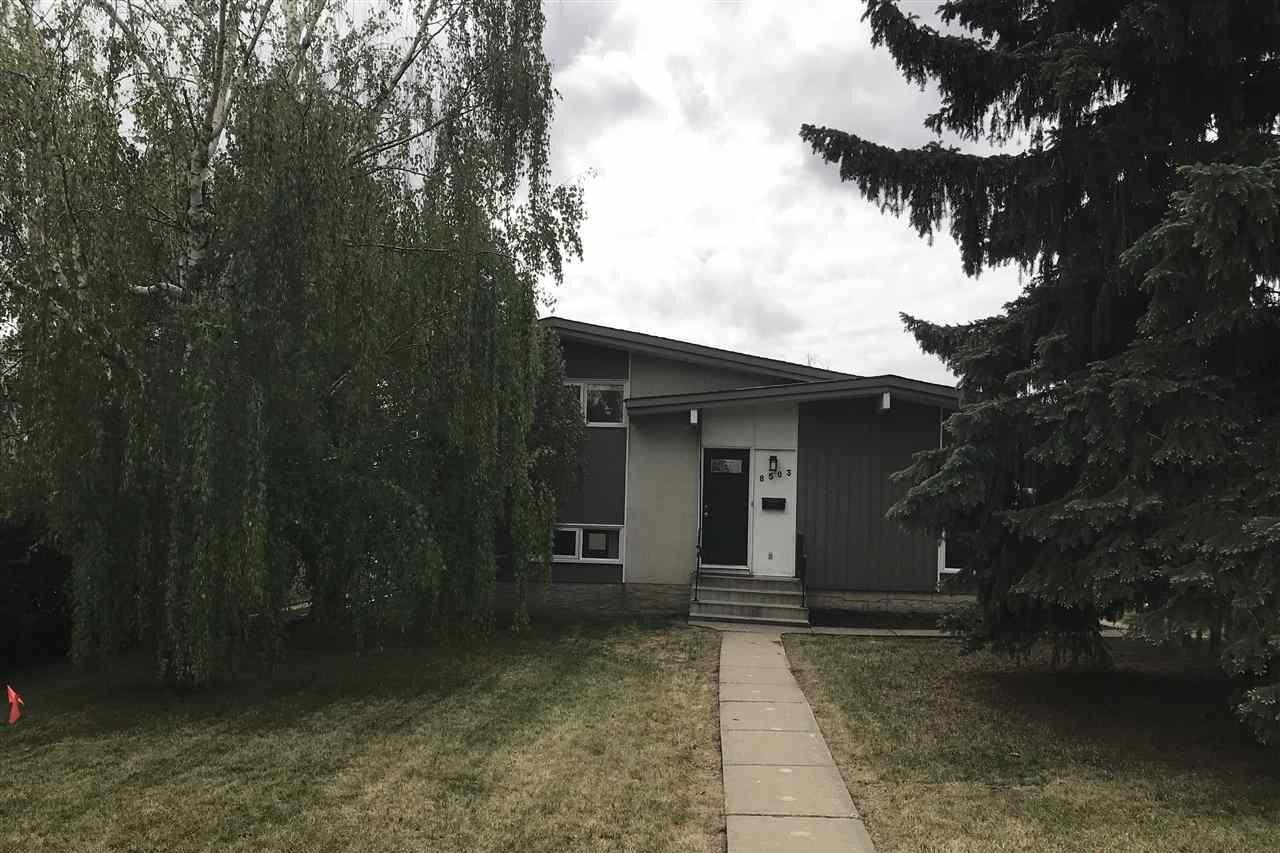 House for sale at 8503 138 Av NW Edmonton Alberta - MLS: E4221451