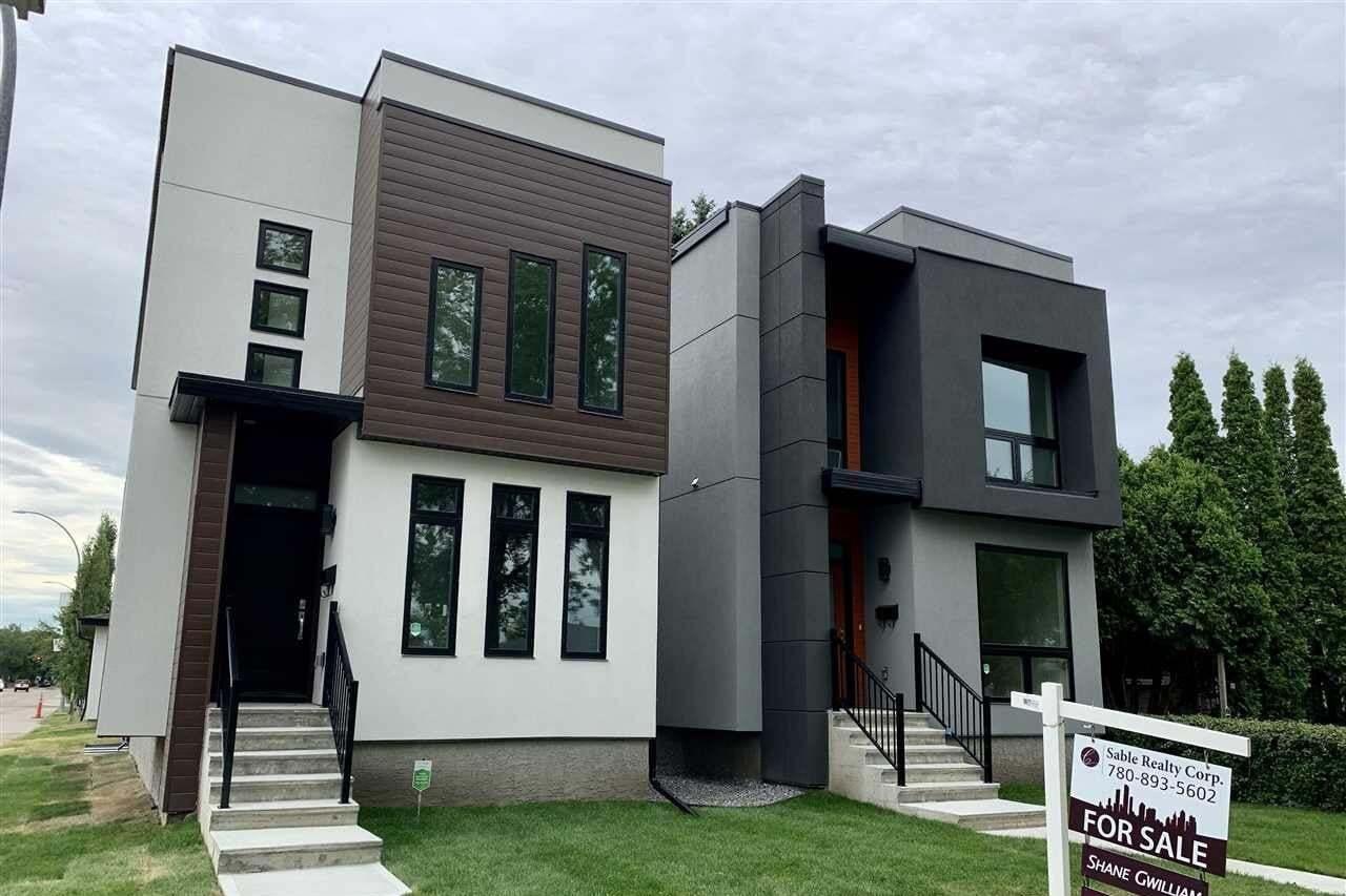 House for sale at 8503 84 Av NW Edmonton Alberta - MLS: E4199785