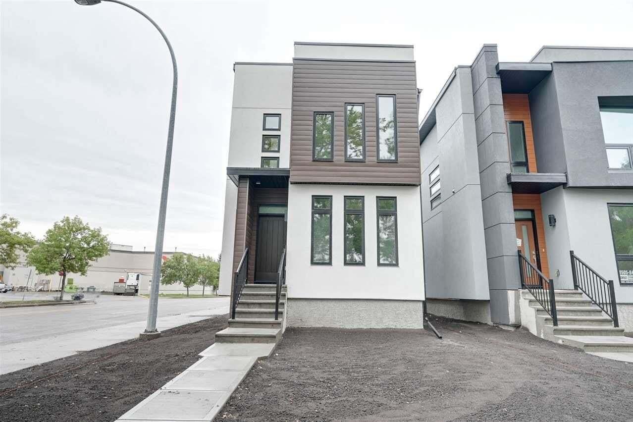 House for sale at 8503 84 Av NW Edmonton Alberta - MLS: E4213143