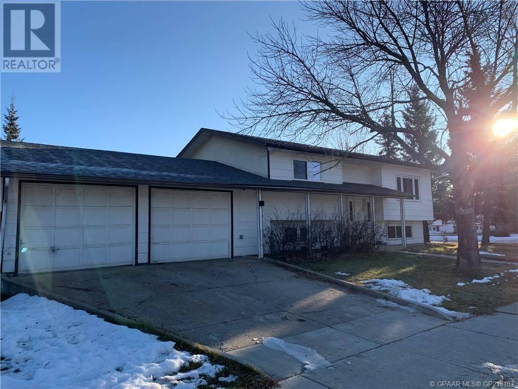House for sale at 8503 96a St Grande Prairie Alberta - MLS: GP213103