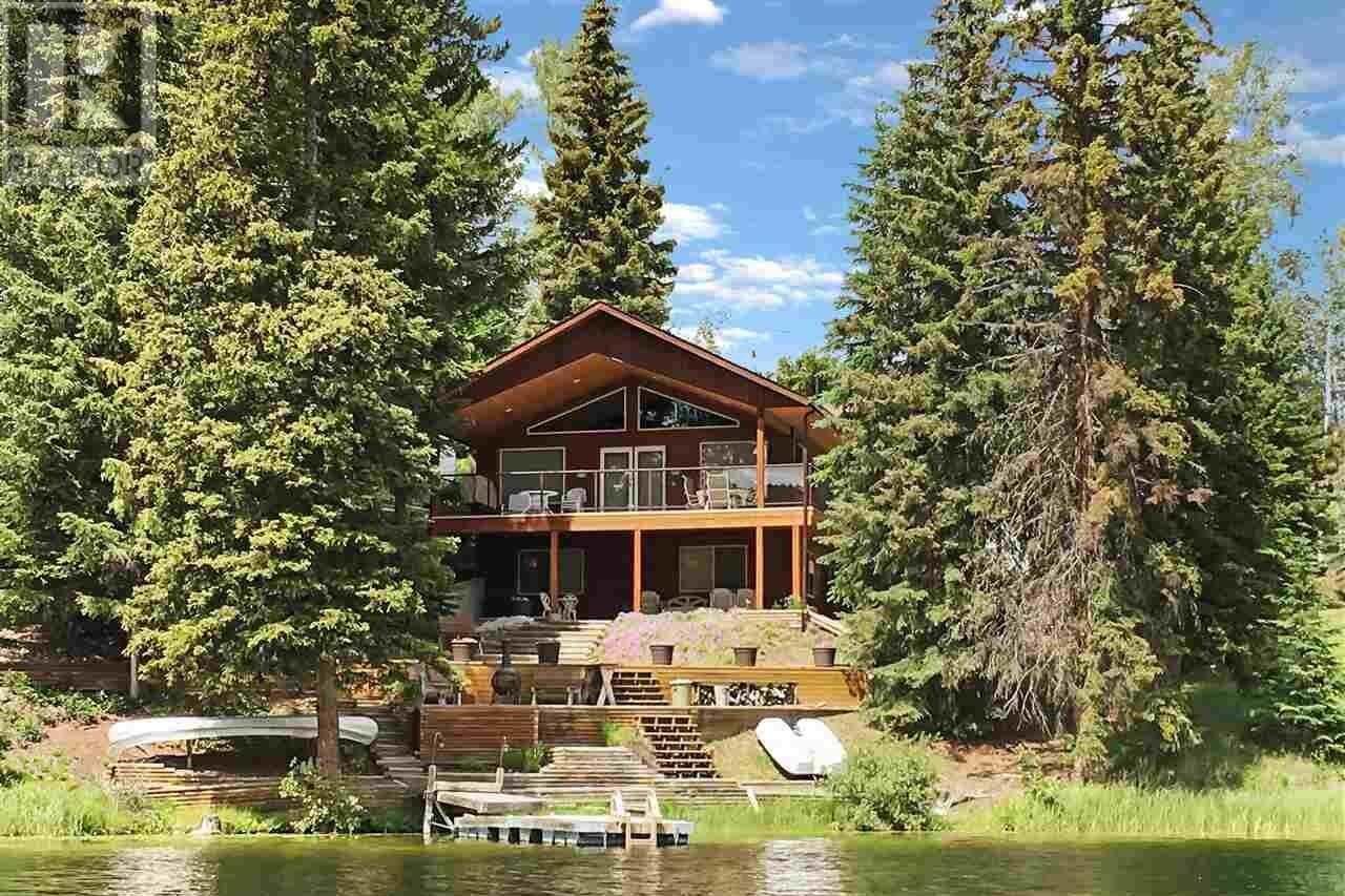 House for sale at 8504 Gerald Cres Bridge Lake British Columbia - MLS: R2455429