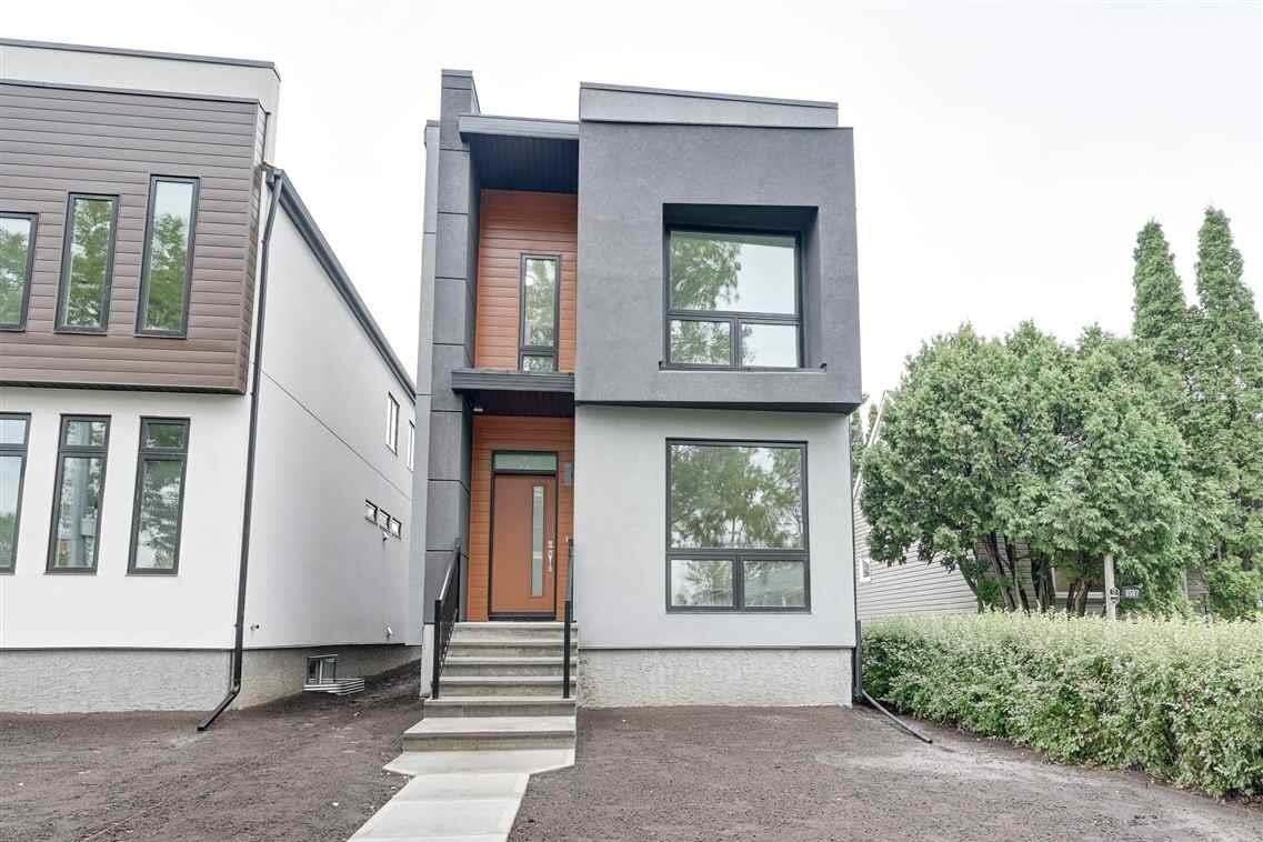 House for sale at 8505 84 Av NW Edmonton Alberta - MLS: E4213145