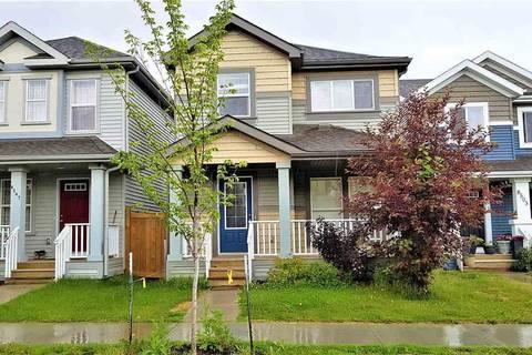 House for sale at 8505 Ellis Li Nw Edmonton Alberta - MLS: E4164934