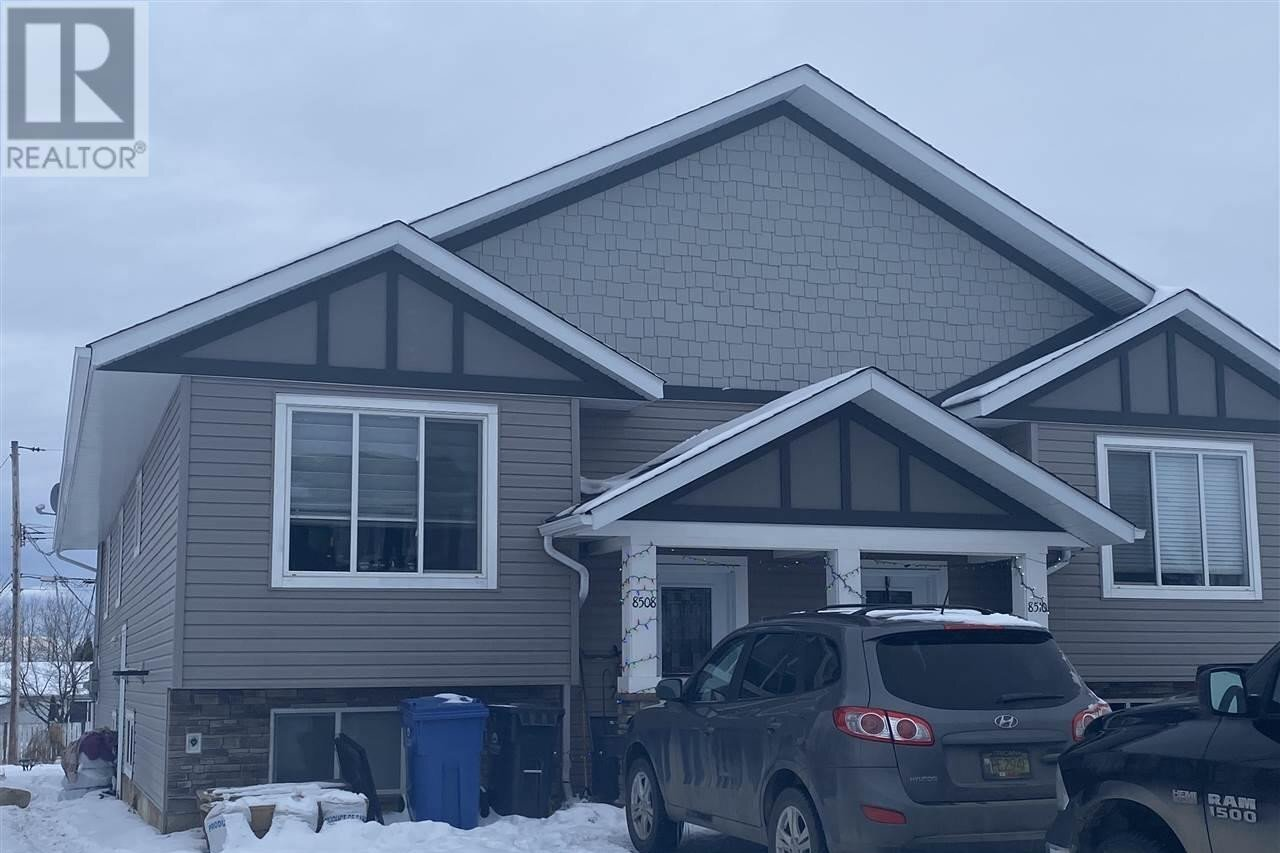 Townhouse for sale at 8508 74 Ave Fort St. John British Columbia - MLS: R2524833
