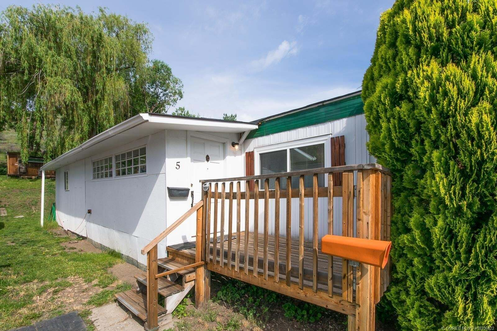 Residential property for sale at 8508 Clerke Rd Coldstream British Columbia - MLS: 10206922