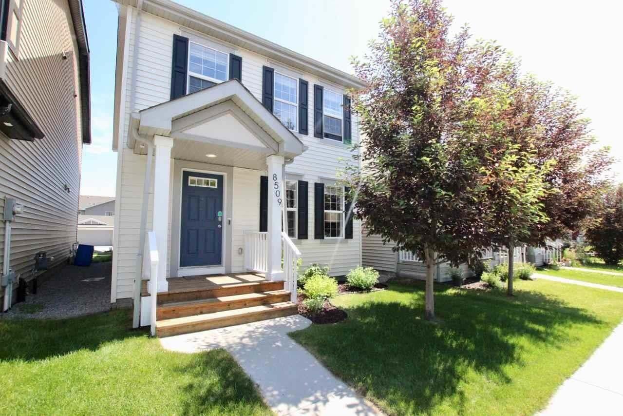 House for sale at 8509 Ellis Li NW Edmonton Alberta - MLS: E4204849