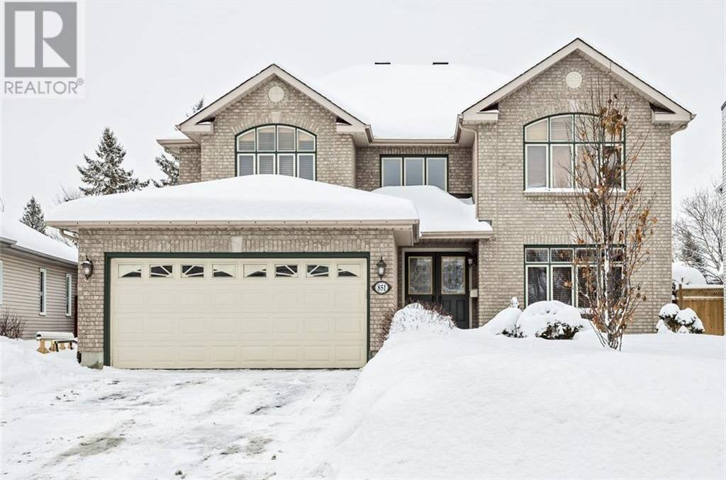 House for sale at 851 Clearcrest Cres Orleans Ontario - MLS: 1181385