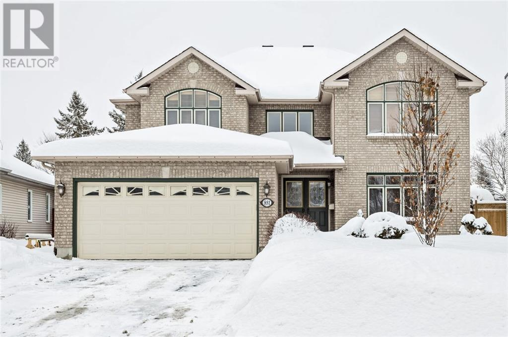 Removed: 851 Clearcrest Crescent, Orleans, ON - Removed on 2020-02-28 19:42:11