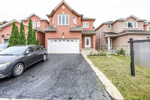 House for sale at 851 Mays Cres Mississauga Ontario - MLS: W4568836