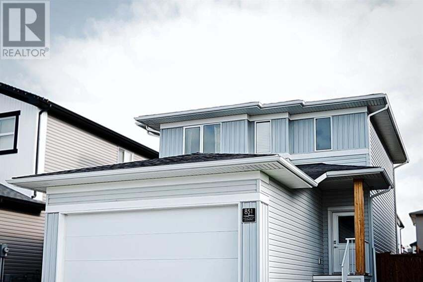 House for sale at 851 Miners Blvd Lethbridge Alberta - MLS: A1001929
